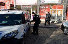 KPSS'ye giren öğrencilere polis yardımı