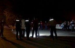 Güvenlik görevlisi silahlı saldırıda ağır yaralandı