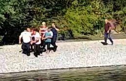 Suda boğulan 3 kişiyi kurtardı kendisi boğuldu