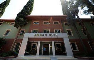 Arsan Otel yeniden hizmet vermeye başladı