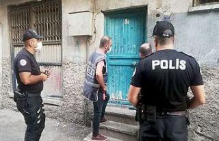 Kahramanmaraş'ta 21 şüphelitutuklandı