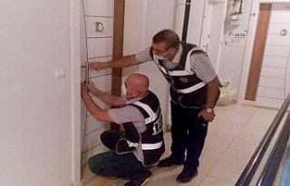 Kahramanmaraş'ta 9 apart mühürlendi