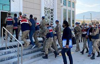 Terör operasyonunda 15 kişi yakalandı