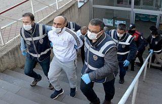 59 yıl hapis cezasıyla aranan 4 kişi yakalandı