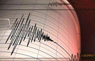 Çağlayancerit'te 3,6 büyüklüğünde deprem