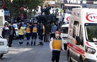 Kahramanmaraş'taki çatışmada: 1 polis şehit...