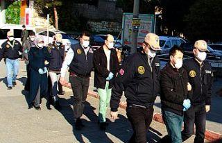 Mahrem FETÖ'cülere operasyon 5 gözaltı