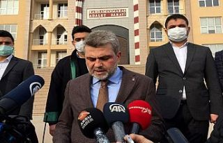 AK Partiden suç duyurusu