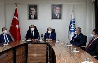 Onikişubat Belediyesi ile KİÜ arasında EXPO 2023...