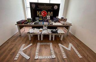 Kaçakçılara yönelik operasyonda 2 kişi yakalandı