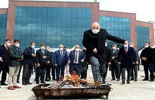 KSÜ'de Nevruz Bayramı kutlandı