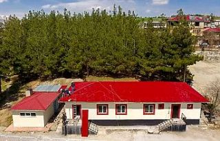 Dulkadiroğlu'ndaki sosyal tesis çalışmaları