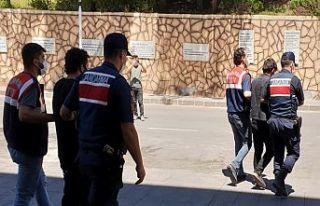 2 terörist tutuklandı