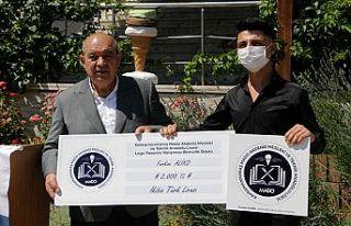 MADO Meslek lisesinin logo yarışması sonuçlandı