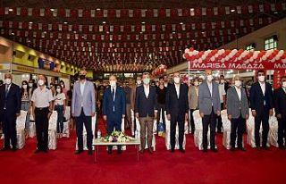 Kahramanmaraş Alışveriş festivali açıldı