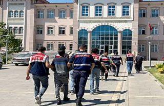PKK/KCKüyelerine finans sağlayanlara operasyon