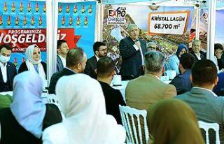 EXPO 2023 tanıtım toplantıları devam ediyor