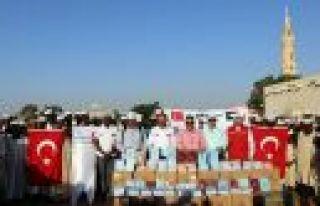 20 BİN KUR'AN SUDAN'A ULAŞTI