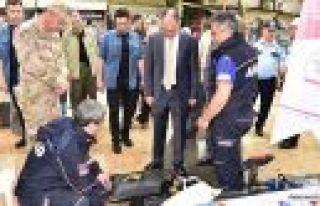 AFAD, 'TRAFİKTE KISA BİR MOLA' PROJESİNE DESTEK...