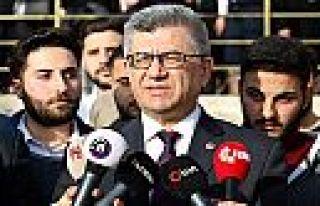 Aycan'dan Çevre ve Şehircilik Bakanı Kurum'a...