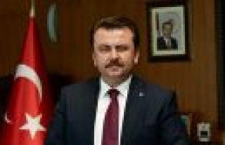 """BAŞKAN ERKOÇ: """"24 TEMMUZ BASIN BAYRAMI'NI KUTLUYORUM""""..."""