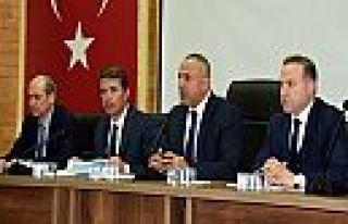 Başkan Okumuş, 8 kişilik özel ekip kurdu