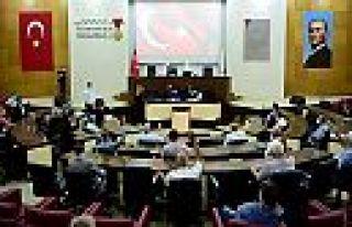 Dulkadiroğlu Belediyesi Haziran ayı meclis toplantısı