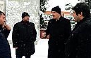 Dulkadiroğlu'ndan karla mücadele
