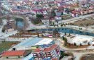 ELBİSTAN'A 90 DÖNÜMLÜK PARK