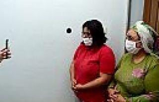 Engelli Fidan'ın maske ve eldiven talebi