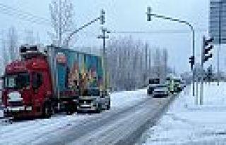 Kahramanmaraş Kayseri kara yolu trafiğe açıldı