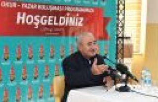 KAHRAMANMARAŞ ONİKİŞUBAT BELEDİYESİ OKUR-YAZAR...