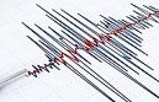 Kahramanmaraş'ın Pazarcık ilçesinde deprem