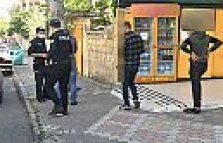 Kahramanmaraş'ta alkol satışı yapan tekel bayisine...