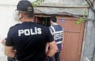 Kahramanmaraş'ta aranan 41 şüpheli yakaladı, 25'i...