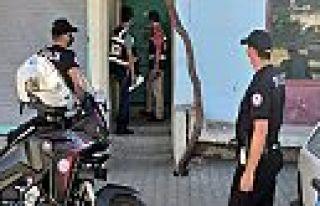 Kahramanmaraş'ta aranan 42 şüpheliden 29'u tutuklandı