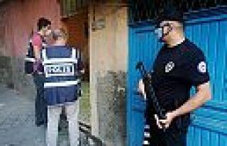 Kahramanmaraş'ta aranan 61 kişi yakalandı, 40'ı...