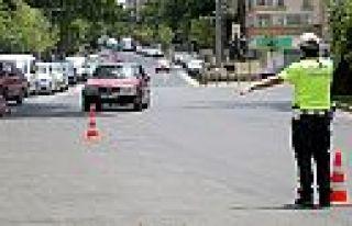 Kahramanmaraş'ta sokağa çıkma kısıtlaması