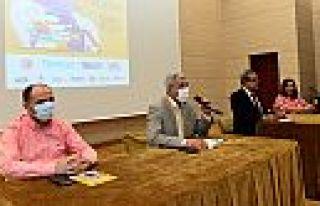 KSÜ Tekstil Mühendisliği Bölümü Burs toplantısı...