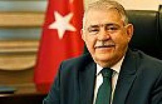 Mahçiçek, Gazeteciler ve Basın Bayramı'nı kutladı