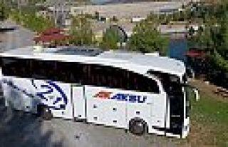 Pazartesi otobüs seferleri başlıyor