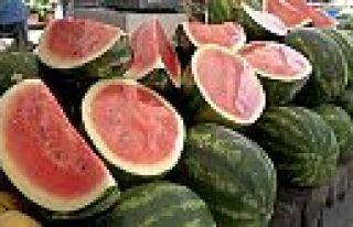 Serinleten meyve karpuzun faydaları
