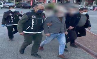 4 torbacı tutuklandı