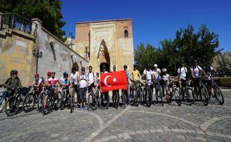 Sporla Keşfet grubu Afşin'de