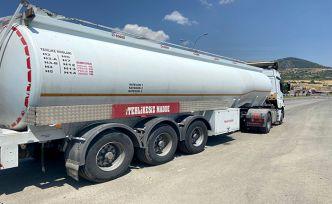 20 bin litre kaçak akaryakıt ele geçirildi