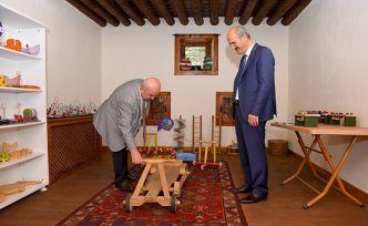 Dulkadiroğlu'nun Masal odası
