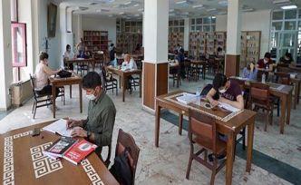 Halk kütüphaneleri açıldı
