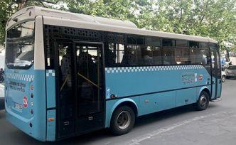 Toplu taşımaya 1 milyon 363 bin liralık destek