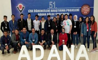 Tübitak'ta büyük başarısı