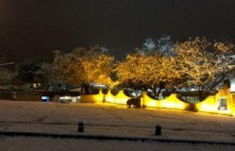 Kahramanmaraş kar yağışı